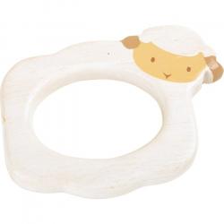 Drevená hračka pre uchopenie Ovečka