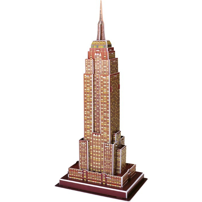 3D Empire State Bulding