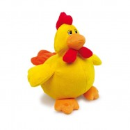 Plyšová hračka pre najmenších - Sliepočka Frieda