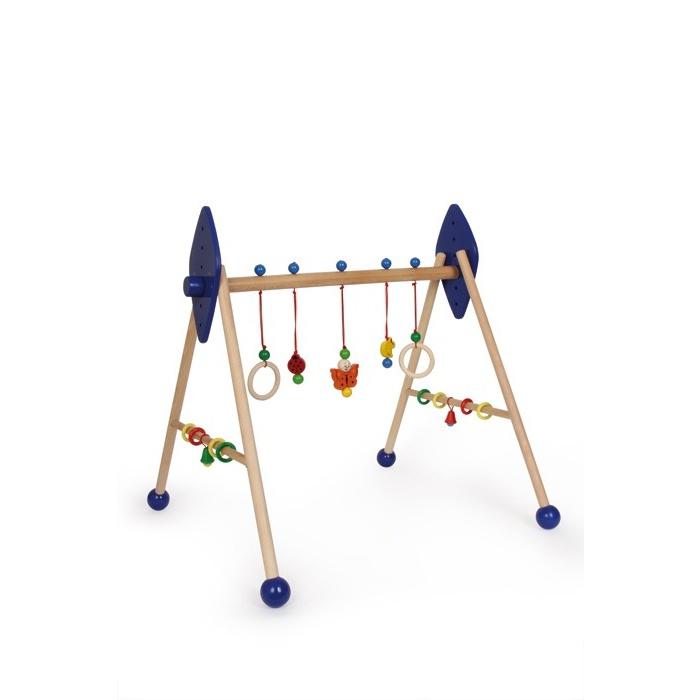 Dřevěné hračky - Hrazdička Nino