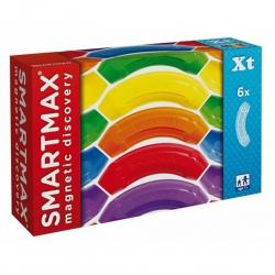 SmartMax XT 6 łukowatych klocków magnetycznych