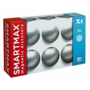 SmartMax XT 6 kul akcesoria do klocków magnetycznych