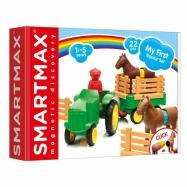 SmartMax – Můj první traktůrek - 22 ks