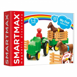 SmartMax – Môj prvý traktorček - 22 ks