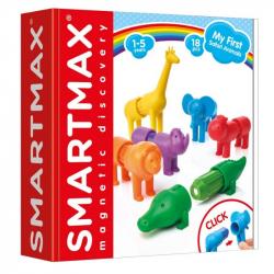 SmartMax Moje první Safari zvířátka