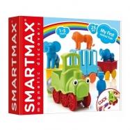 SmartMax Môj prvý vláčik so zvieratkami