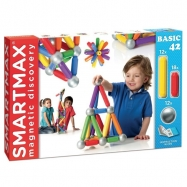 SmartMax magnetická stavebnice Basic 42