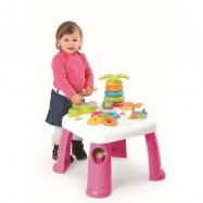 Cotoons Multifunkční hrací stůl růžový