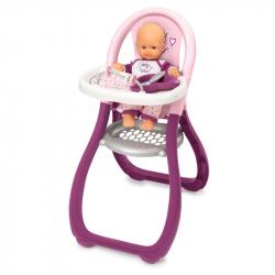 Baby Nurse jedálenská stolička pre bábiky