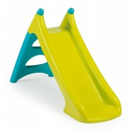 Šmýkačka XS 90 cm zeleno-modrá