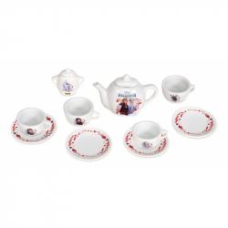 Kávový porcelánový set Ledové království 2