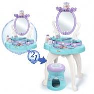 Smoby Kraina Lodu - Toaletka dla dziewczynki 2w1