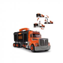 B & D Kamión s náradím