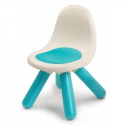 Dětská židlička modrá