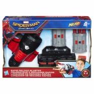 Spiderman Nerf Blaster + 6 šipek