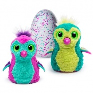 Hatchimals pengualas teal