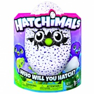 Hatchimals Draggles Fialové