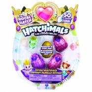 Hatchimals královská zvířátka čtyřbalení s bonusem