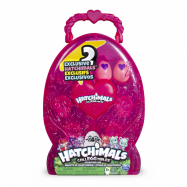 Figurki Hatchimals Colleggtibles Walizka