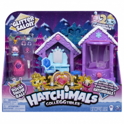 Spin Master Hatchimals - Brokatowy Salon