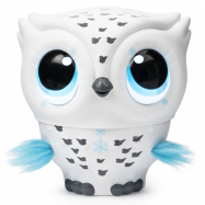 Owleez lietajúce sova biela