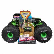 Monster jam RC Grave Digger mega
