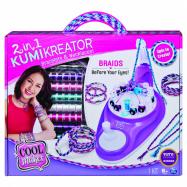 Spin Master - Cool Maker Kumi Kreator 2w1 Maszynka do Tworzenia Bransoletek i Naszyjników