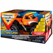 Auto RC Monster Jam 1:15 El Toro Roco