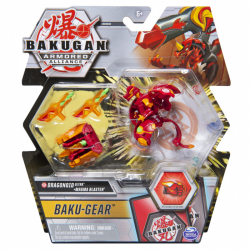 Bakugan drak s výstrojou s2