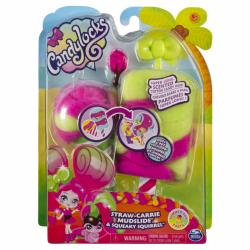 Candylocks voňavé panenka se zvířátkem