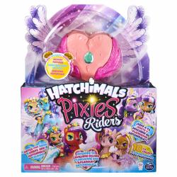 Spin Master Hatchimals Pixies Riders - Laleczka Radiant Roxy i Tigrette Glider
