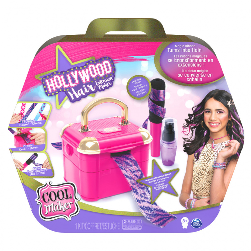 Cool Maker Salon fryzjerski Hollywood Hair 6056639