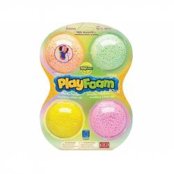 PlayFoam Boule 4pack-Třpytivé