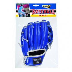 Baseballová rukavica + loptička
