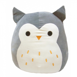SQUISHMALLOWS Sova - Hoot