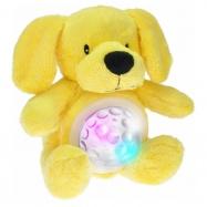 MIKRO TRADING STARLIGHT PETS pes lampička na batérie so zvukom v krabičke