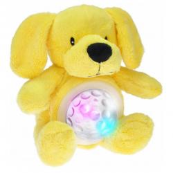 MIKRO TRADING STARLIGHT PETS pes lampička na baterie se zvukem v krabičce