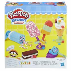Play-Doh zmrzlinárske set