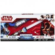 Star Wars Světelný meč Epizoda 8 Zvol si svou cestu 2v1