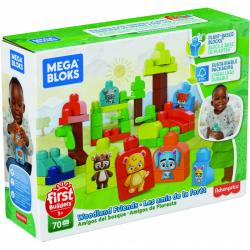 Mega Bloks Fisher Price kamarádi z lesa
