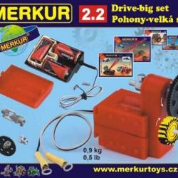 Stavebnice MERKUR 2.2