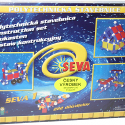 Stavebnice SEVA 1