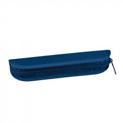 Puzdro jednofarebné SM - 6 gumičiek modrá