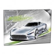 Desky na číslice Fast Cars