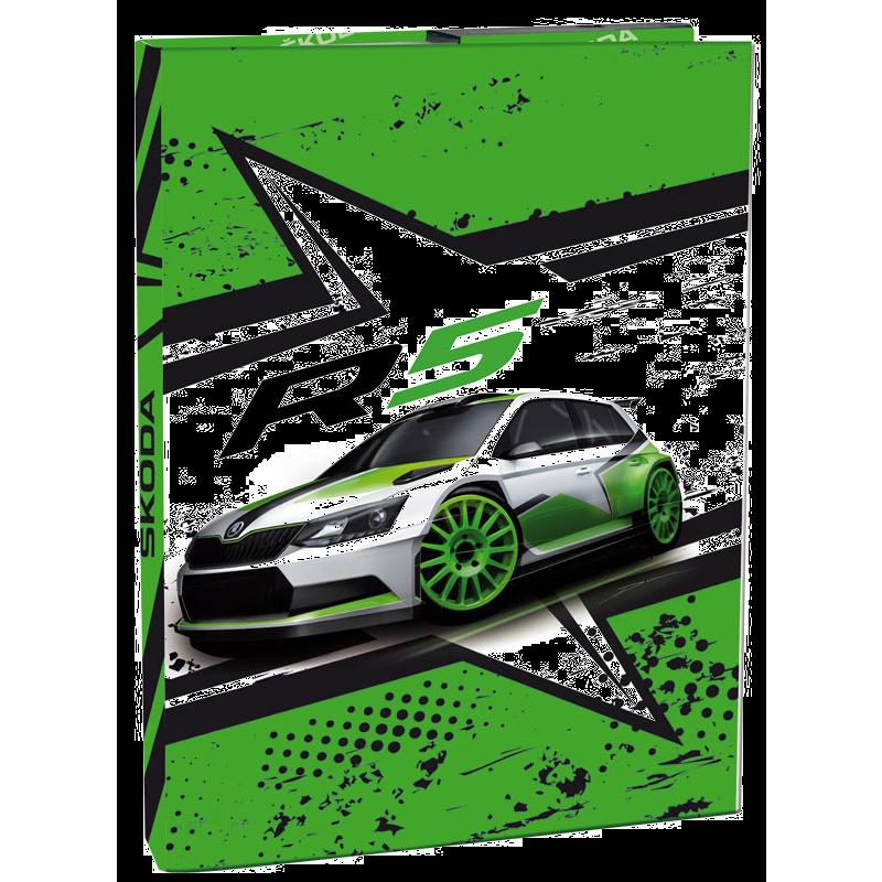 Box A5 Škoda R5