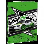 Box A4 s klopou Škoda R5