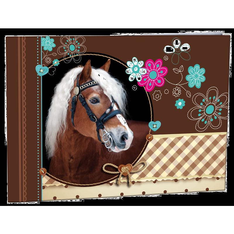 Dosky na číslice Sweet Horse