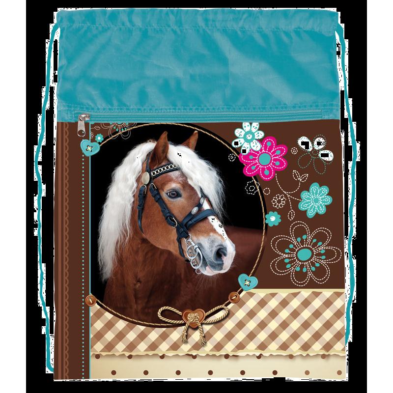 Sáček na cvičky Sweet Horse