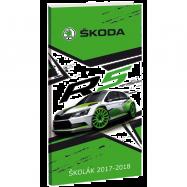 Diář Školák Škoda R5