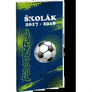 Diář Školák Football II